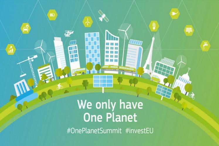EU One Plannet banner