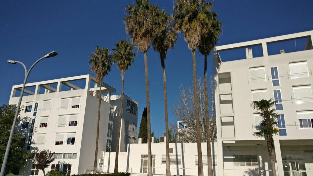 Demo 2 - Rucab campus in Badajoz