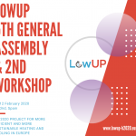 LowUP 5th Meeting