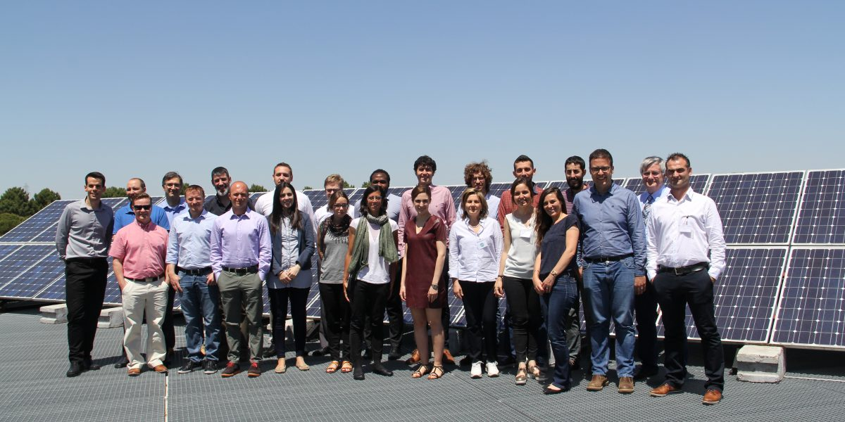 Photos from LowUP 1st Technical General Meeting, Valladolid